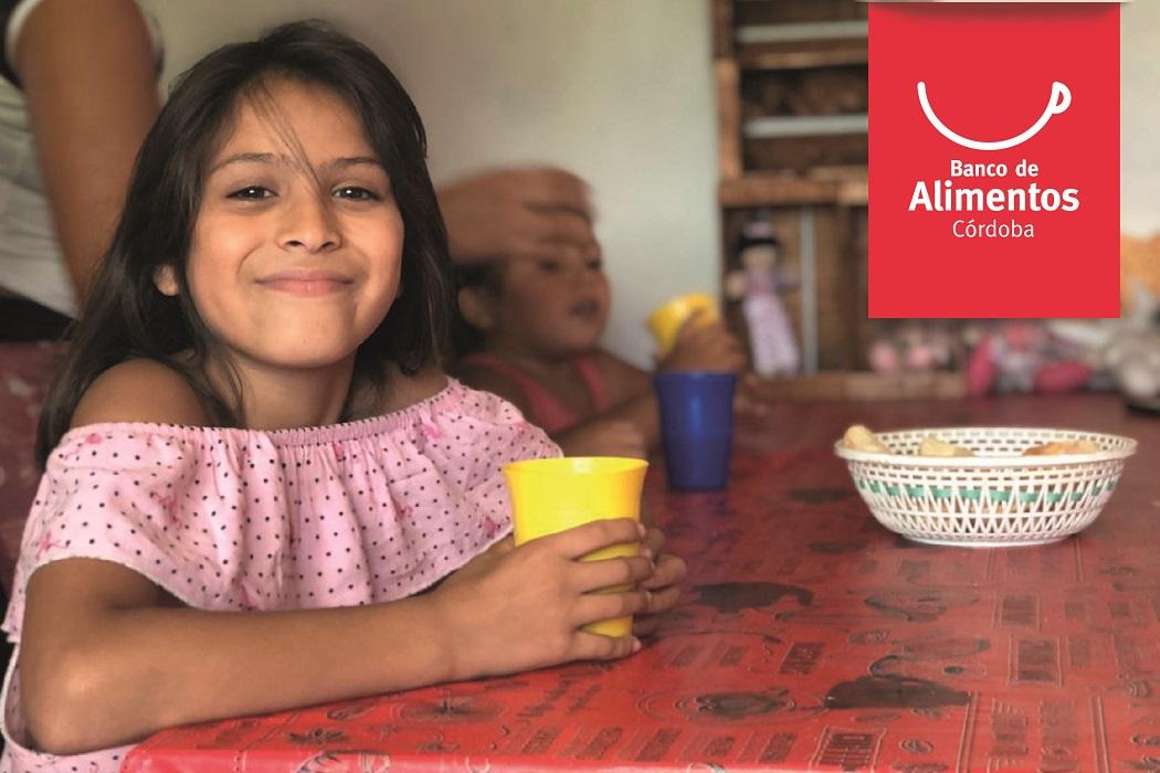 Aguas Cordobesas continúa rescatando Sonrisas junto al Banco de Alimentos