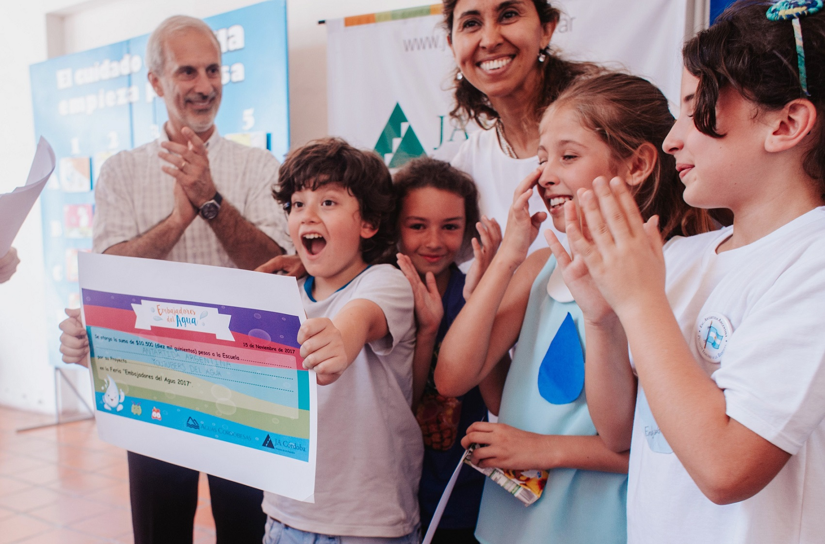 Comienza una nueva edición de Embajadores del Agua Digital