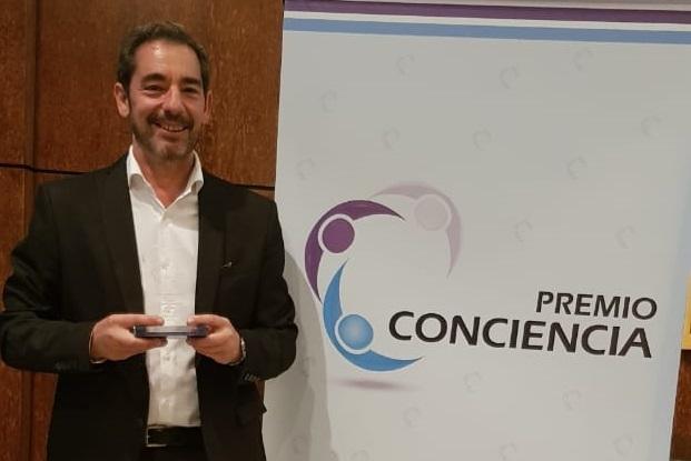 Aguas Cordobesas galardonada en los Premios Conciencia