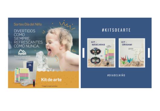 Bases y condiciones - Concurso #KitsDeArte