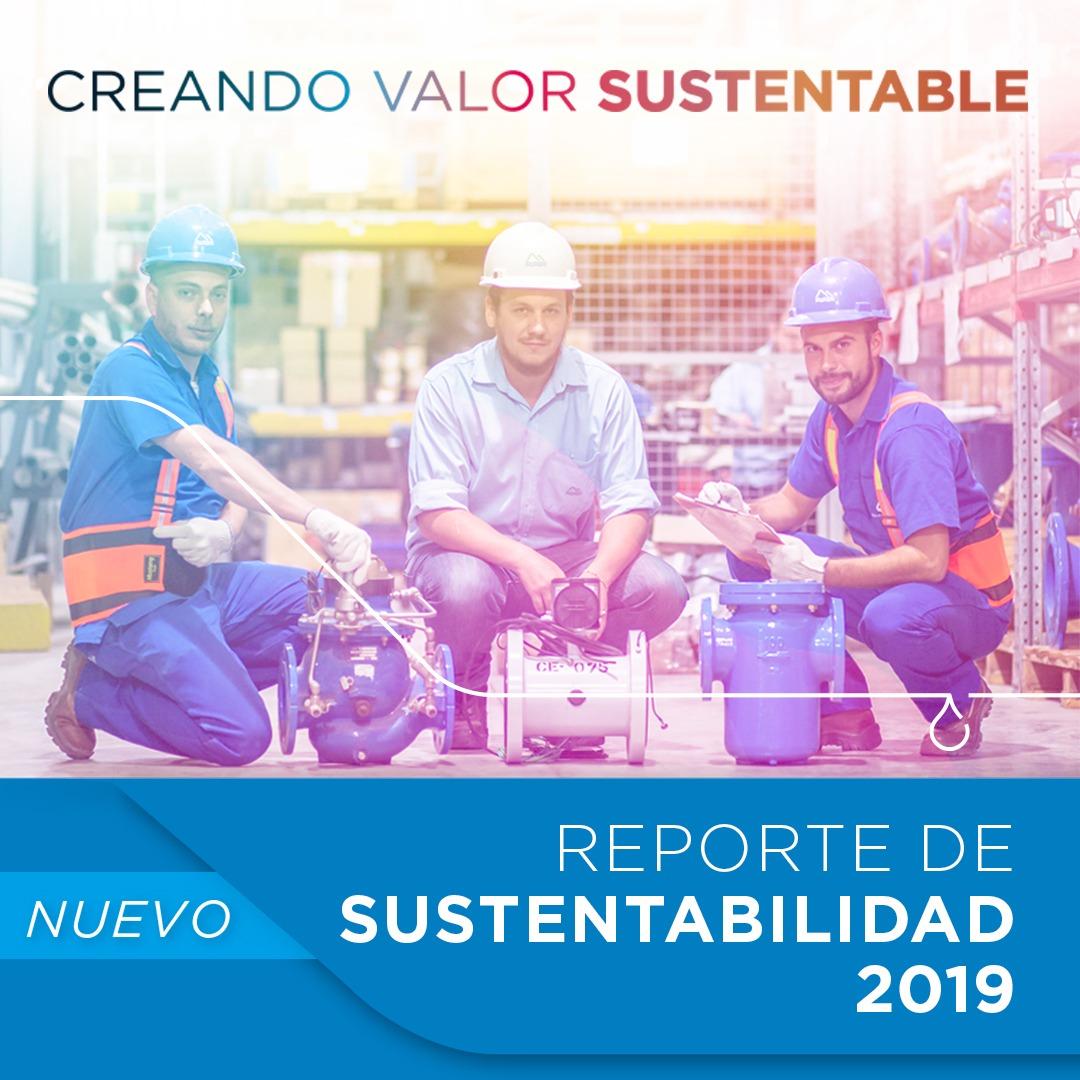 Aguas Cordobesas presenta su 12° Reporte de Sustentabilidad