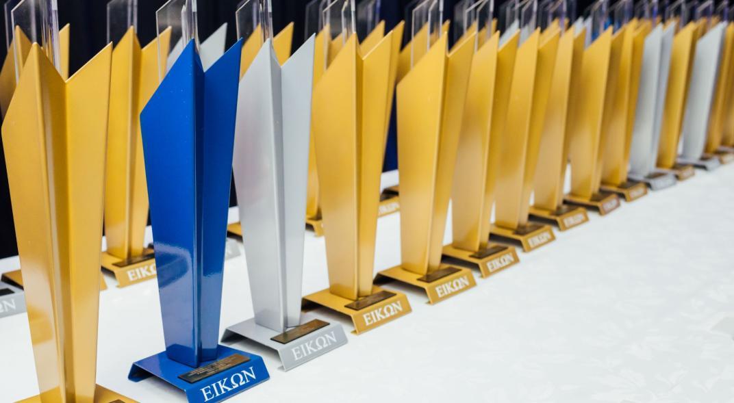 Dos campañas de Aguas Cordobesas fueron galardonadas con los Premios Eikon 2020 en la ciudad de Córdoba.